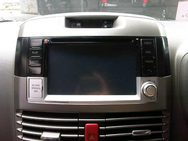 "DoubleDin dvd tv OEM RUSH/TERIOS Merk SENTRU... 7"" CM 2,4jt Bandung....."