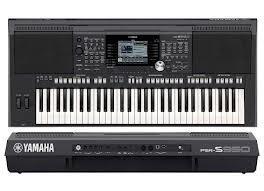 New Keyboard Yamaha PSR S950 only 11.7JT Garansi 1 tahun!