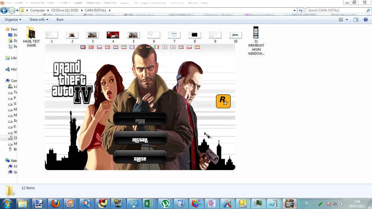 DVD GAMES PC COD BANDUNG LENGKAP AUTORUN UPDATE MURAH BERGARANSI