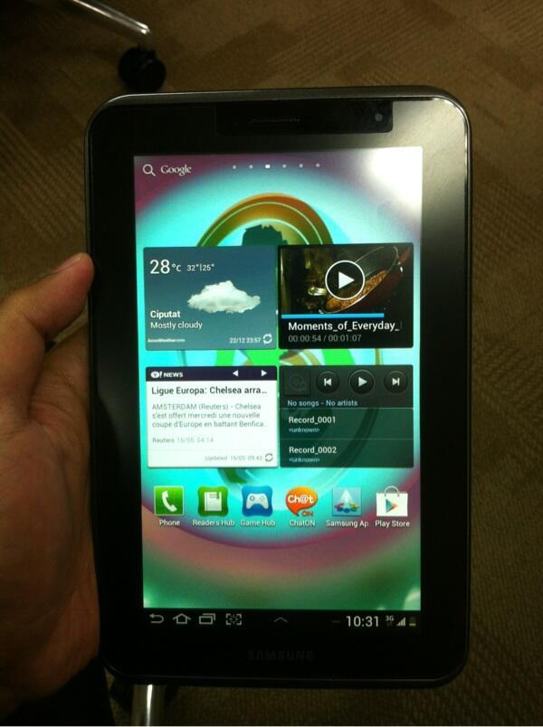 Samsung Galaxy Tab 2 7.0 Termurah Se-Kaskus Raya