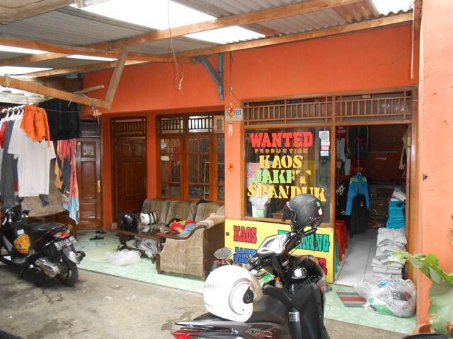 Rumah Buat Usaha Pinggir Jalan Suci Bandung