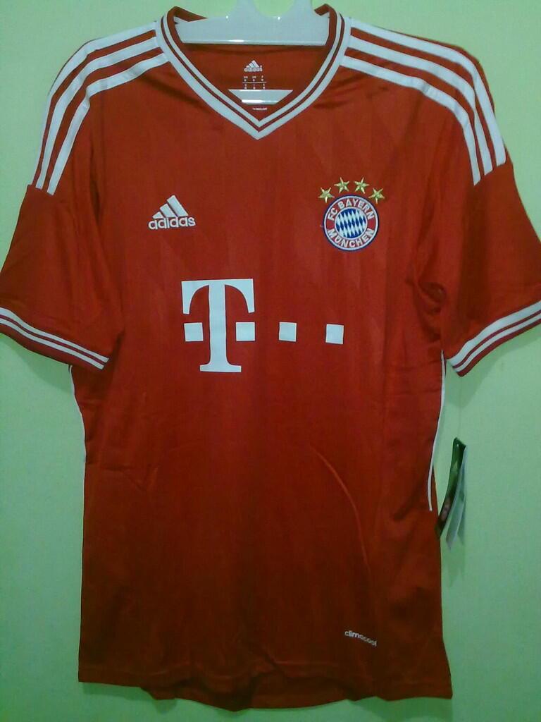 Jersey Grade Ori Bayern Munchen Home 2013/2014 #31 Schweinsteiger