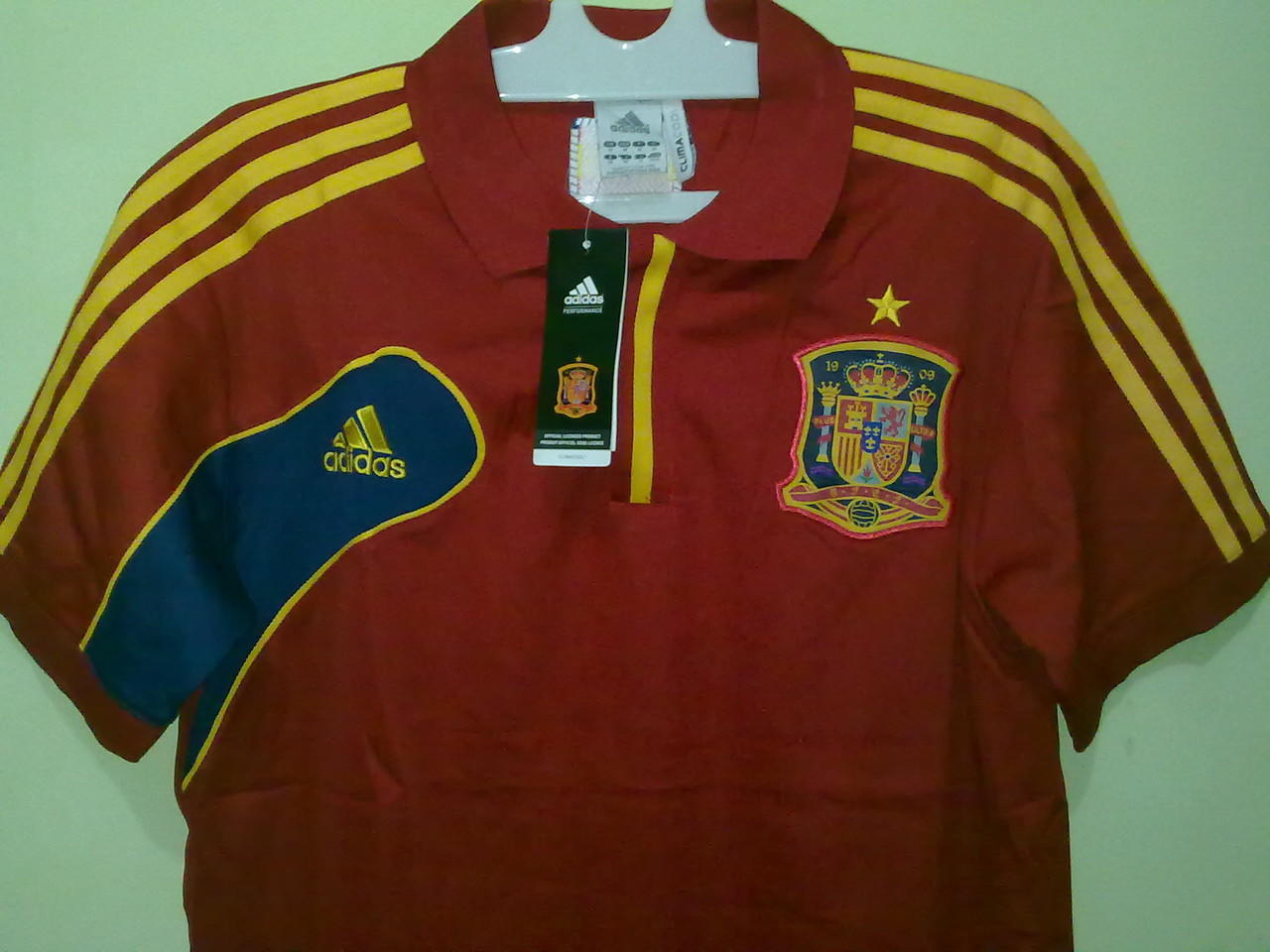 Polo Shirts Spain / Spanyol