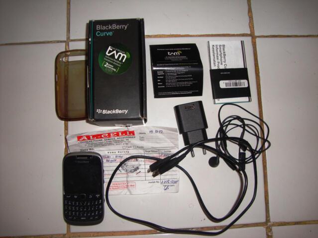 Blackbery 9320 Amstrong Garansi TAM Fullset