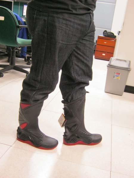 AP Boots Moto 2 size 40-44 for real bikers #SURABAYA