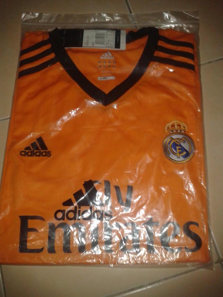Lelang jersey grade ori Chelsea,Real Madrid,Arsenal,Barcelona