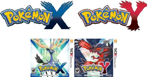 [3DS] Pokémon X & Pokémon Y