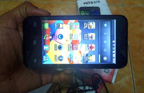 Jual HP android Murah meriah sudah 1Ghz 4 Inch