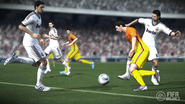 Fifa Online 3 [Garena Thailand Server]