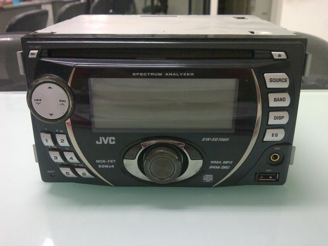 Head Unit JVC Original Copotan All New City Balikpapan