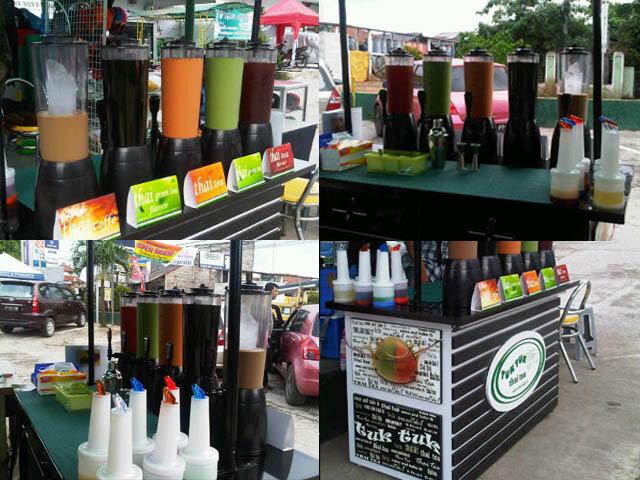 Tuk Tuk Thai Tea Franchise ( Mitra Peluang Usaha )