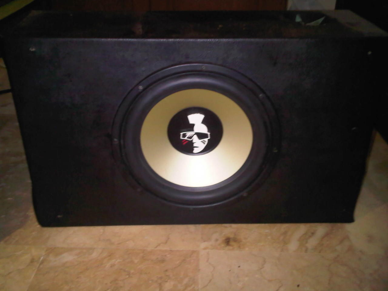 "Jual Subwoofer Mohawk 12"" MS-124 + BOX"