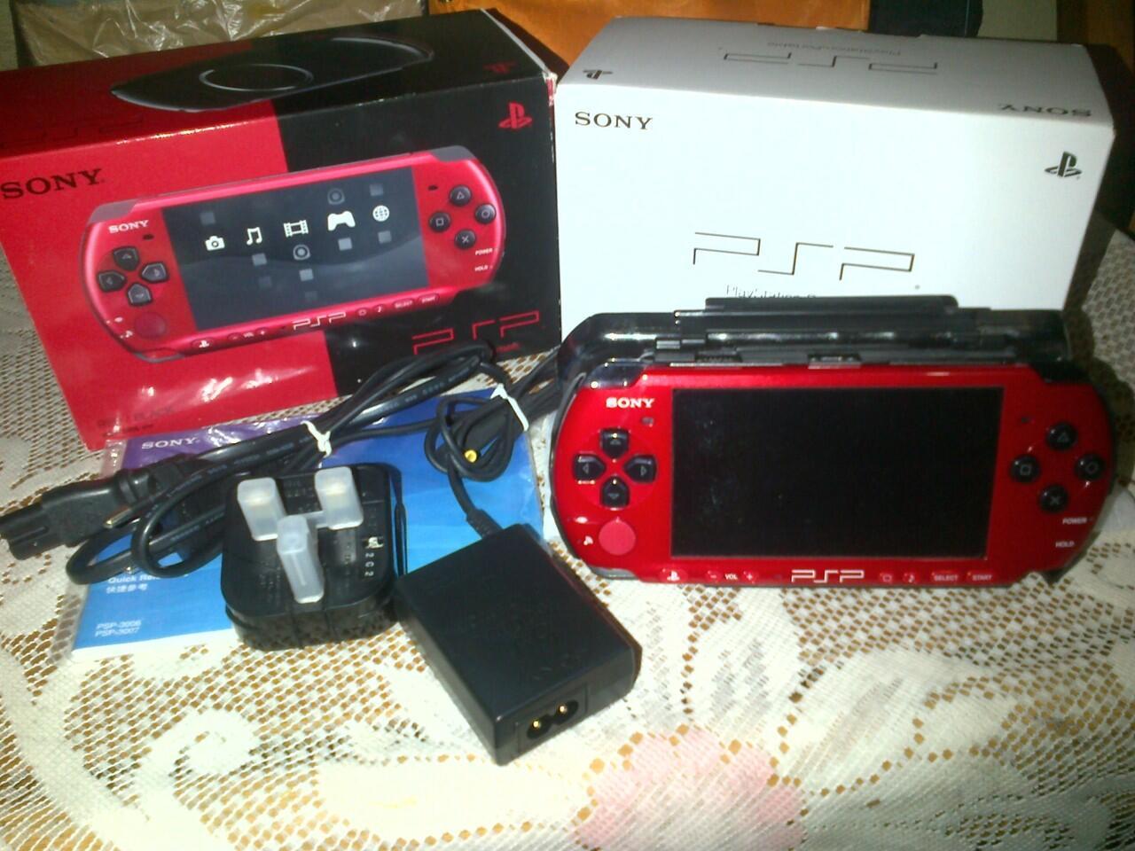 PSP 3006 XRB 16gyga Like new