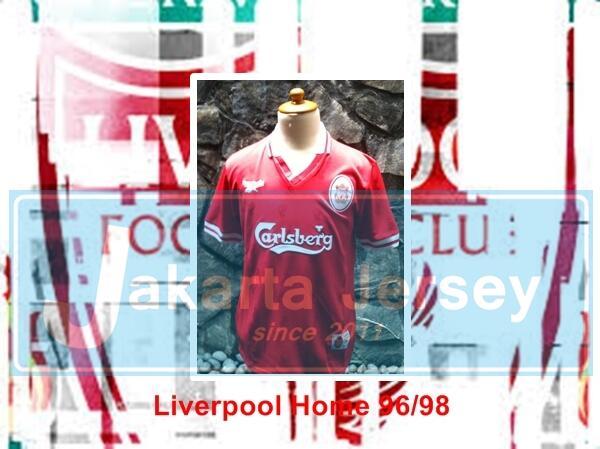 Jersey RETRO MU Barcelona Liverpool Chelsea Only 139K!!! BNWT