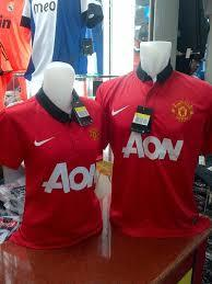 Ready Stock Official Jersey New Season 13 / 14 [[ All Club & National Team ]]