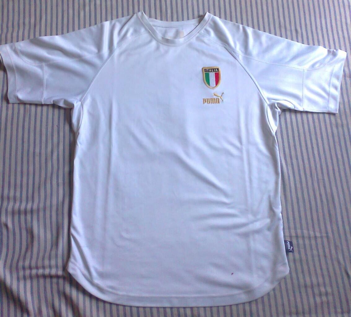 wts jersey training italia 2004 puma