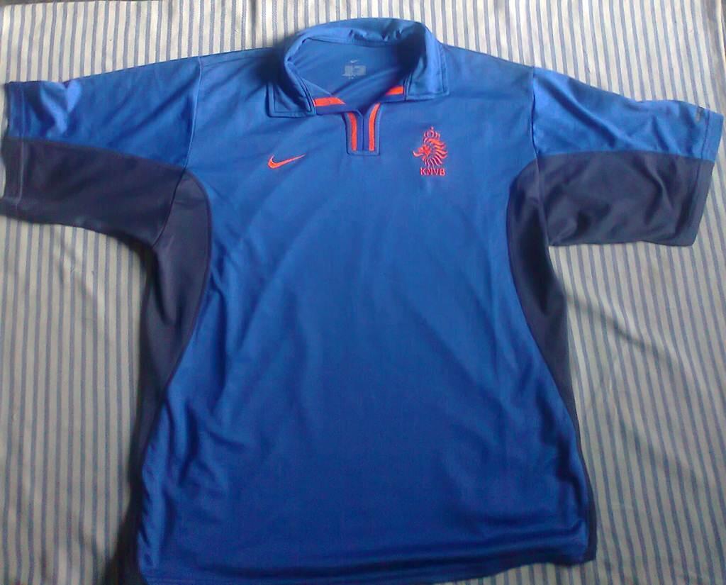 wts jersey belanda away 2000 nike