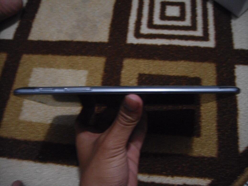 Jual Galaxy Tab 7.7 GT-P6800 sudah Jelly Bean, pembelian bulan agustus 2012