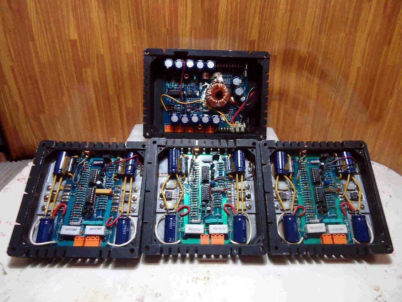 POWER AMA 550 MADE IN GERMANY BARANG LANGKA (malang)