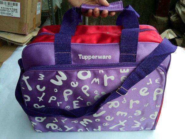 Klik Klak Tupperware Bag