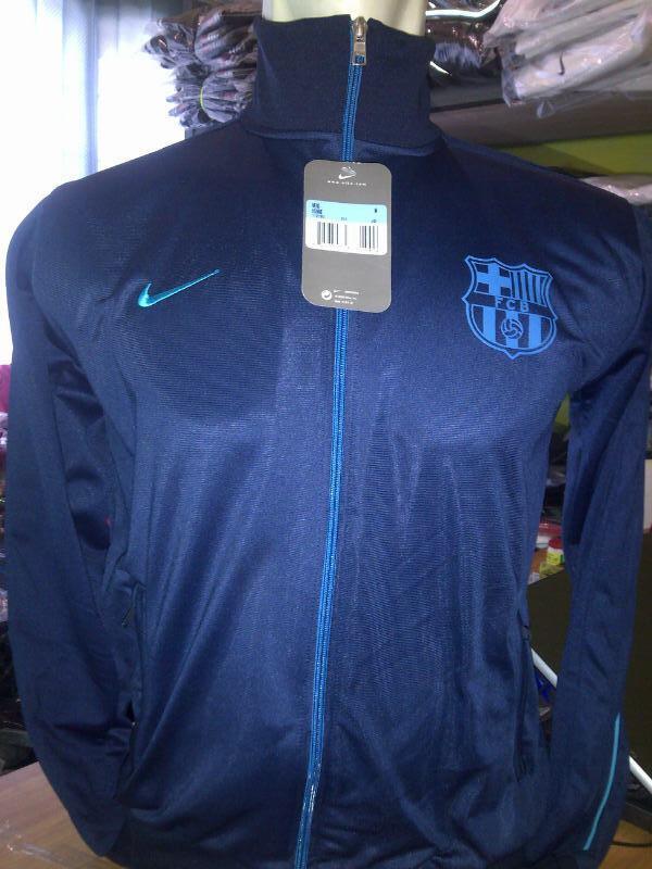 [REASTOCK]Jaket Club BARCA,MADRID,MILAN,INTER,JUVE murah masuk aja gan!