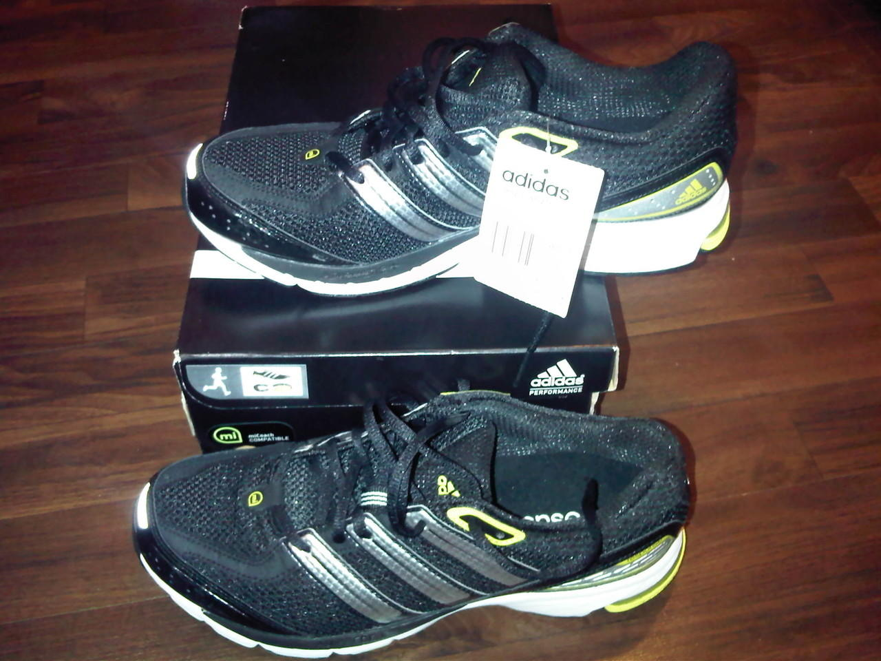 WTS Adidas Running Shoes Men's ... >BNWT<