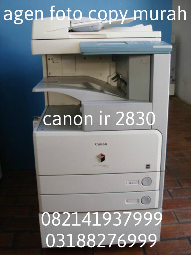 Mesin Foto Copy Canon Ir 2830 Copy/print/scan/mailbox
