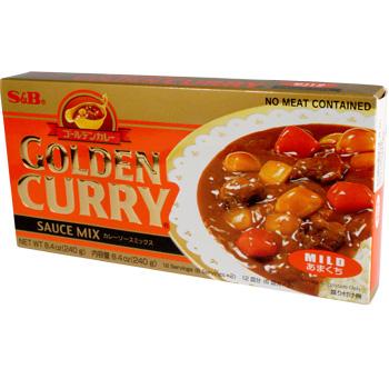 ★★Golden Curry Sauce Mix~~ Bumbu Nasi Kari Jepang★★