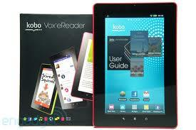 Tablet Kobo Vox Murah hanya Rp. 1,29 jt mirip Kindle - Free COD Jakarta