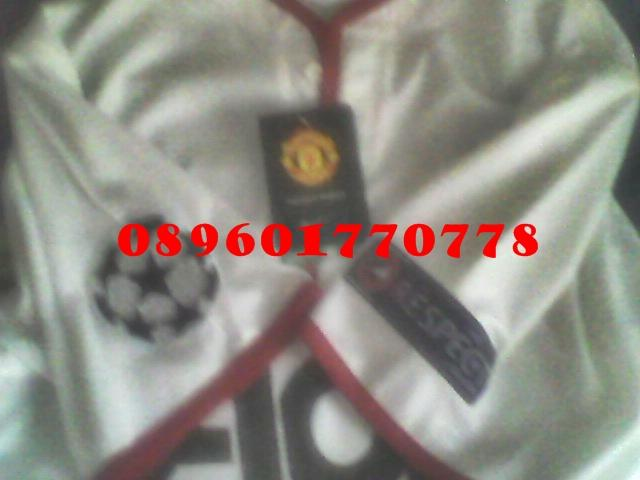 Jersey MANCHESTER UNITED PI away 12-13