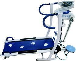 Treadmill Manual 5 Fungsi Alat Fitness