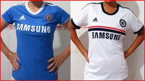 Special Price Jersey Baju Bola Chelsea Liverpool Man / Ladies / Kids Rp100.000,-