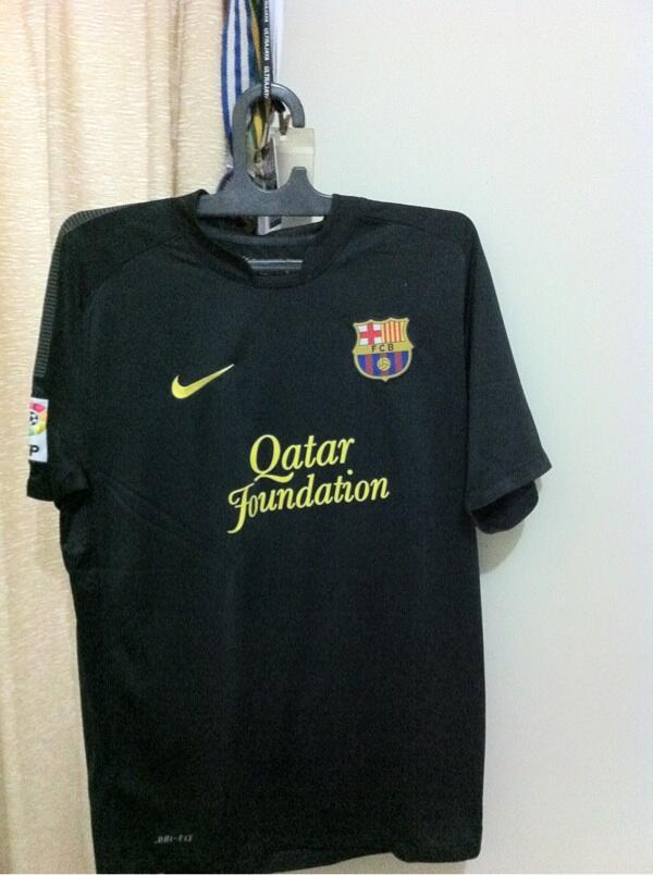 Jual jersey barcelona away 2011/2012 ori