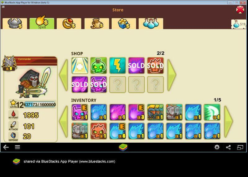Guideline Mojo untuk Little Empire + Tips (Game Hp android