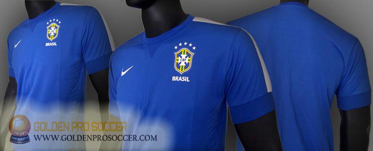 New Jersey Grade Ori Brasil Away