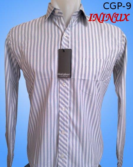 Kemeja Pria Kotak dan Polos | Lengan Pendek dan Panjang