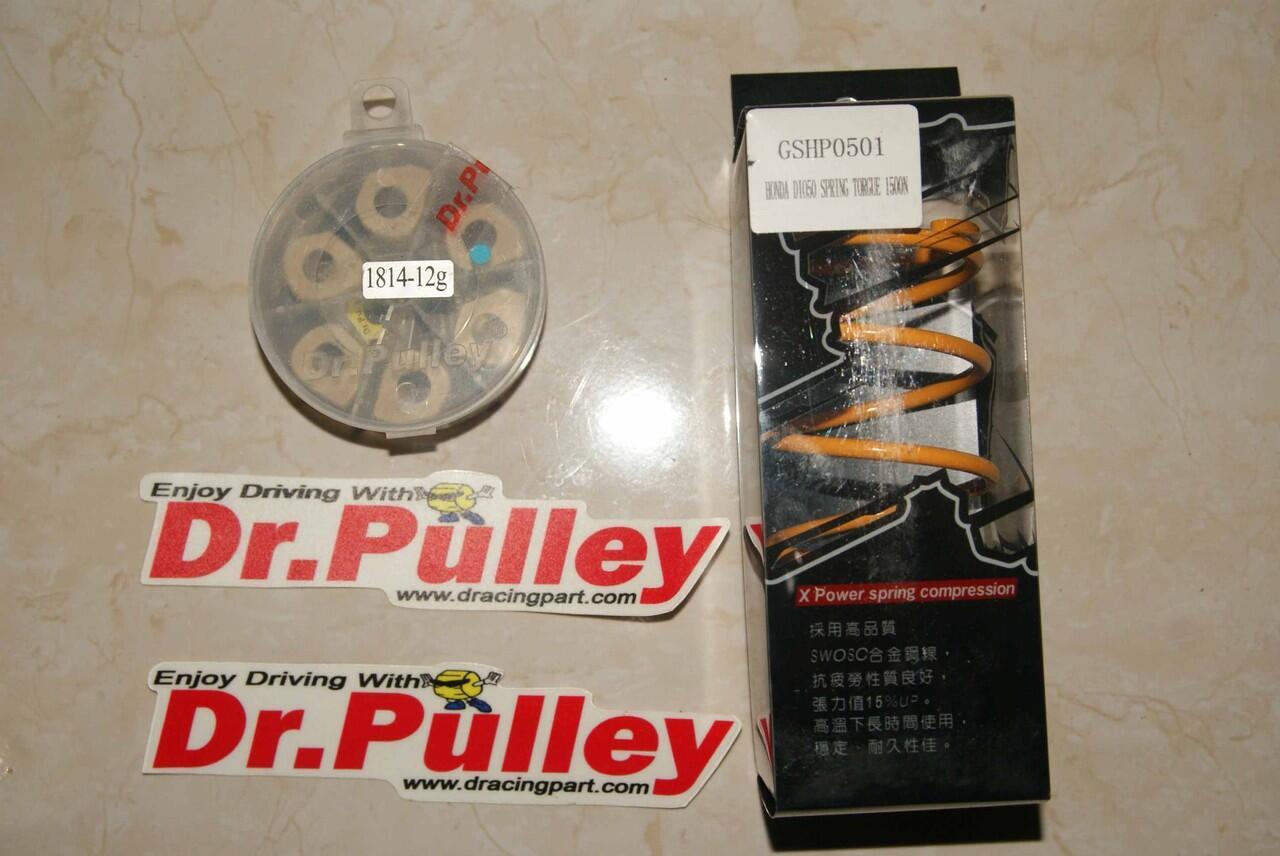 Terjual Paket Sliding Roller Dr Pulley Per Cvt Variobeatspacy Xeon Rc