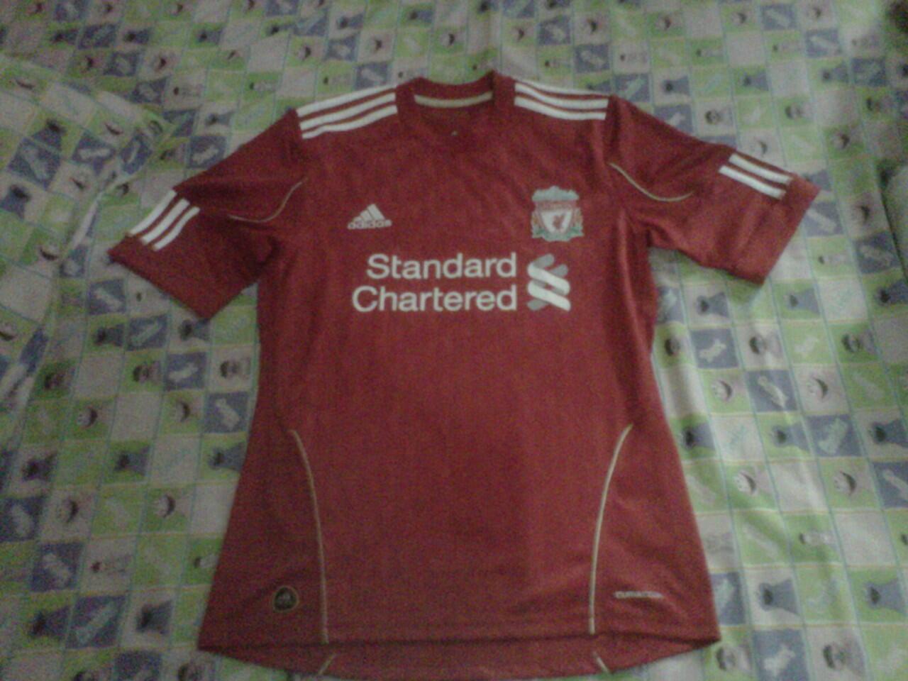 WTS Liverpool Home Original MURAHH!!!masuk gan...