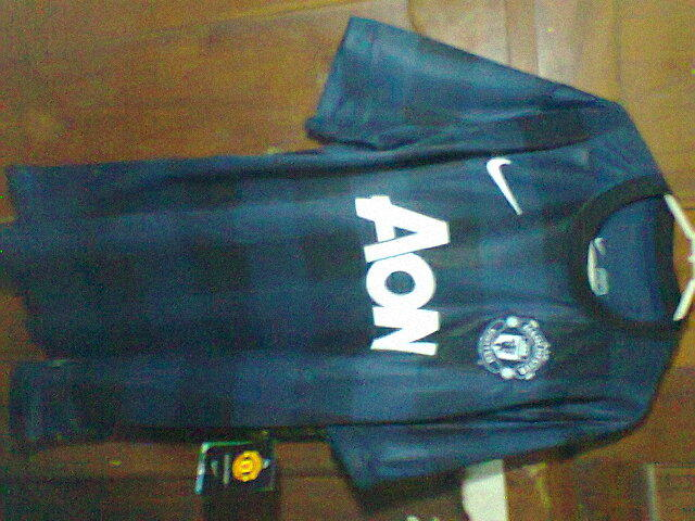 WTS Jersey 3rd Manchester United 2012-2013
