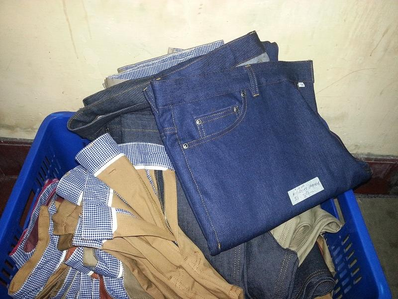 ★★★ Order your own High Quality CHINO Pants, made from Bandung ★★★