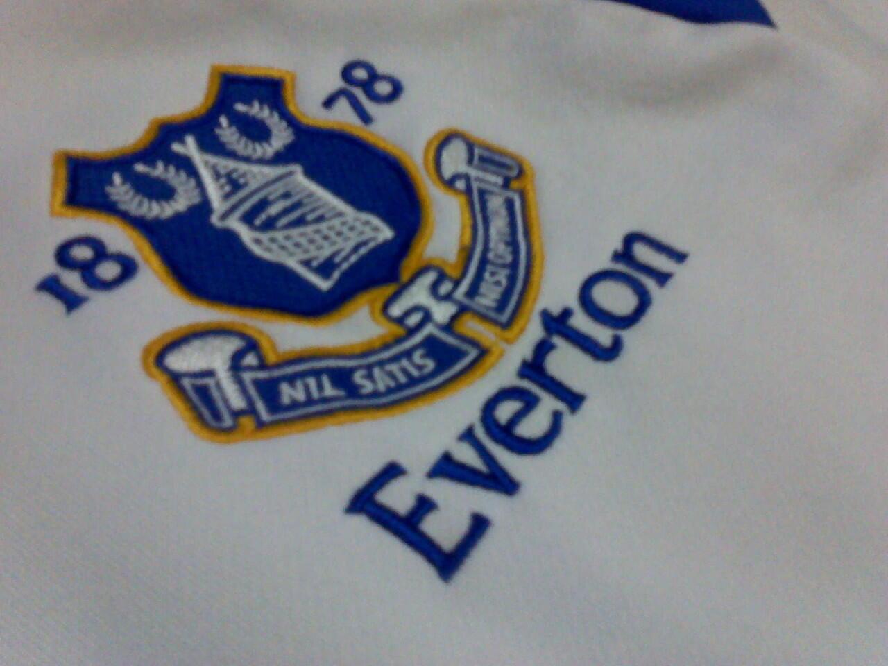[JUAL] Training Kits Everton