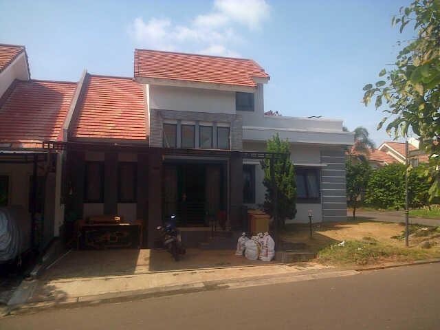 Jual Rumah Lokasi Cibubur,Wanasari,Komplek Legenda Wisata,Jawa barat