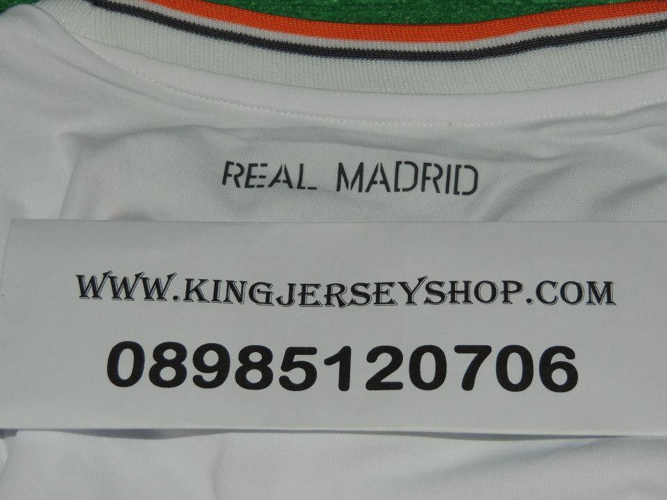 Jersey REAL MADRID Season 2013-2014 Grade ORIGINAL
