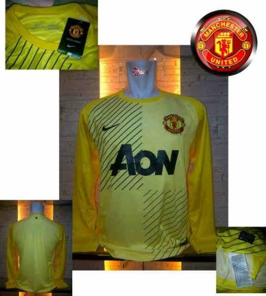 Jersey LS Man United official 2013-2014