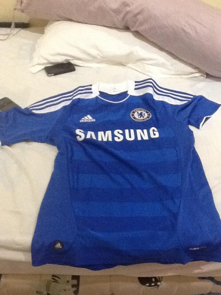 Jual Jersey Chelsea 2011/2012 ori