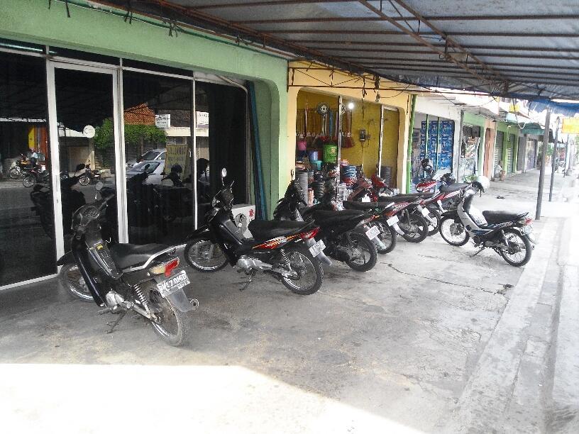 Tanah seluas 1264 M (Full bangunan), Jalan Prawirotaman, Yogyakarta