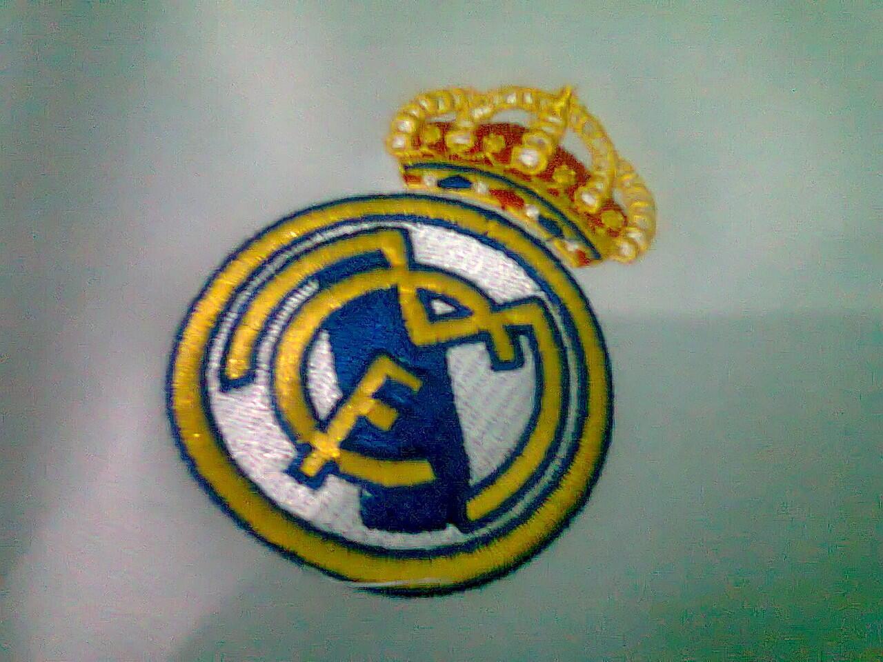 [SECOND] Jual Cepat (BU) Jaket Anthem Real Madrid 12/13 Grade Ori Murah!