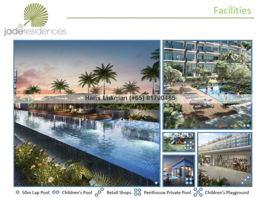 Investasi condo Freehold di Singapore dekat MRT dgn fasilitas menarik
