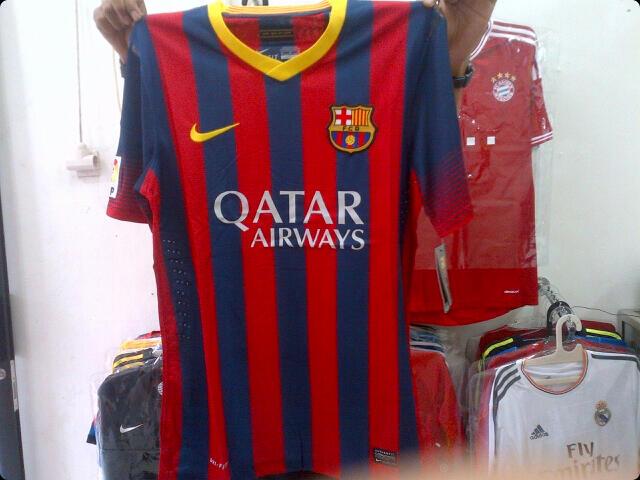 WTS Jersey Grade Ori, Player Issue Club/Negara @100k