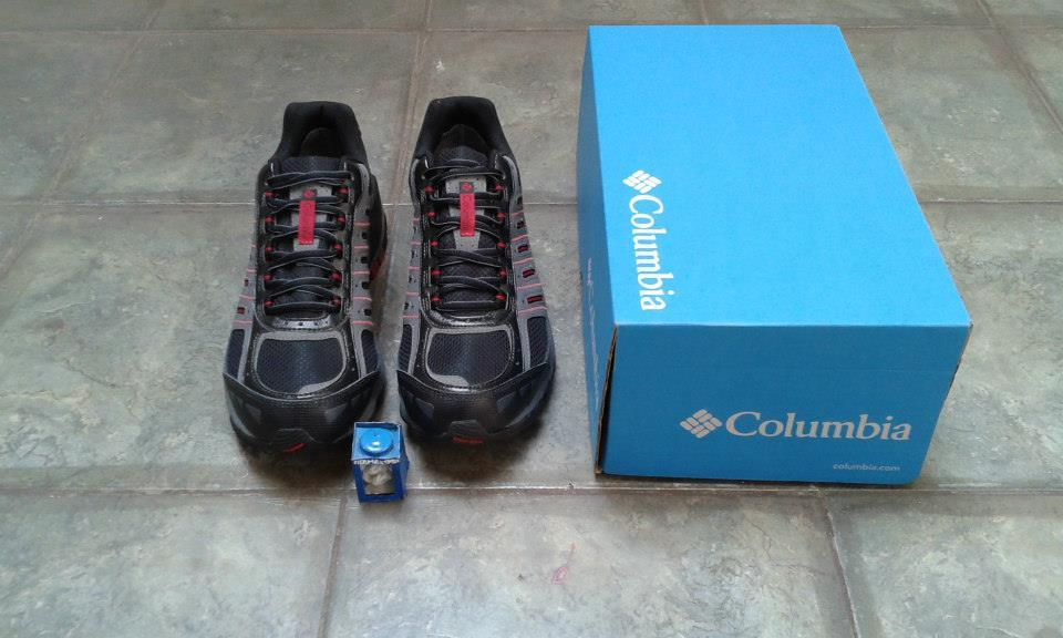 Sepatu Outdoor Gunung Hiking Adventure Trekking Columbia Northbend™